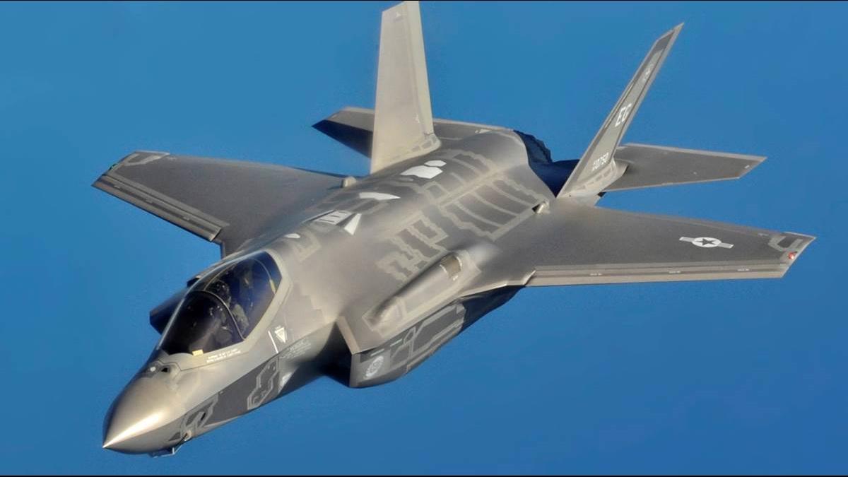 2關鍵因素 美媒建議川普對台軍售別賣F-35、應賣F-16V