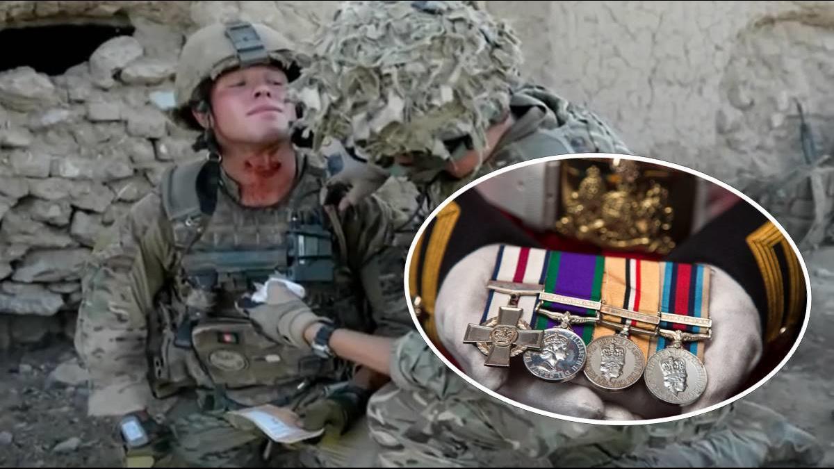 鐵漢沒輒!他在戰場上為國家挨一槍 卻要賣勳章籌買房頭款