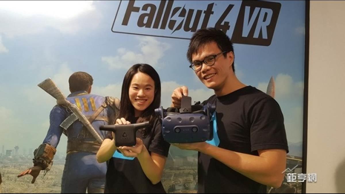 一級玩家台灣上映開紅盤 宏達電Vive業績看俏