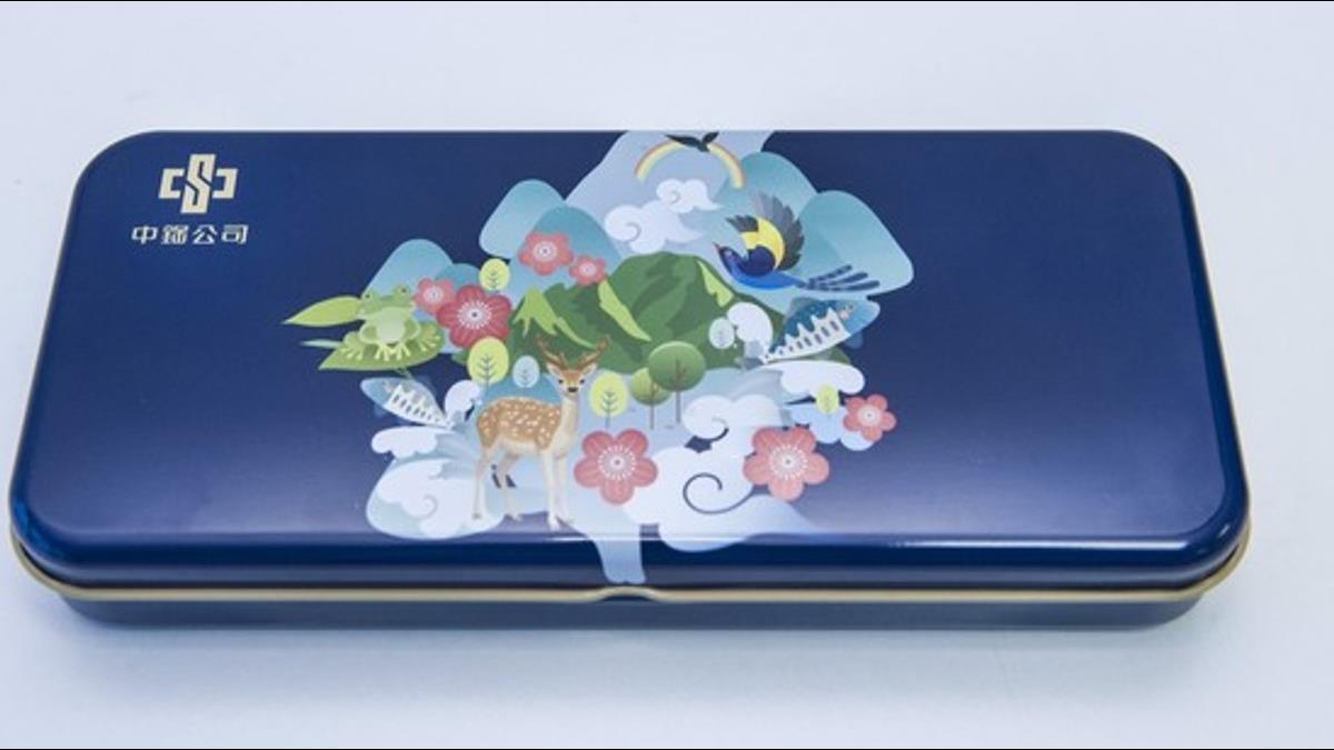 人人都能領!中鋼紀念品 今年不發黑熊傘改發「肥皂盒」