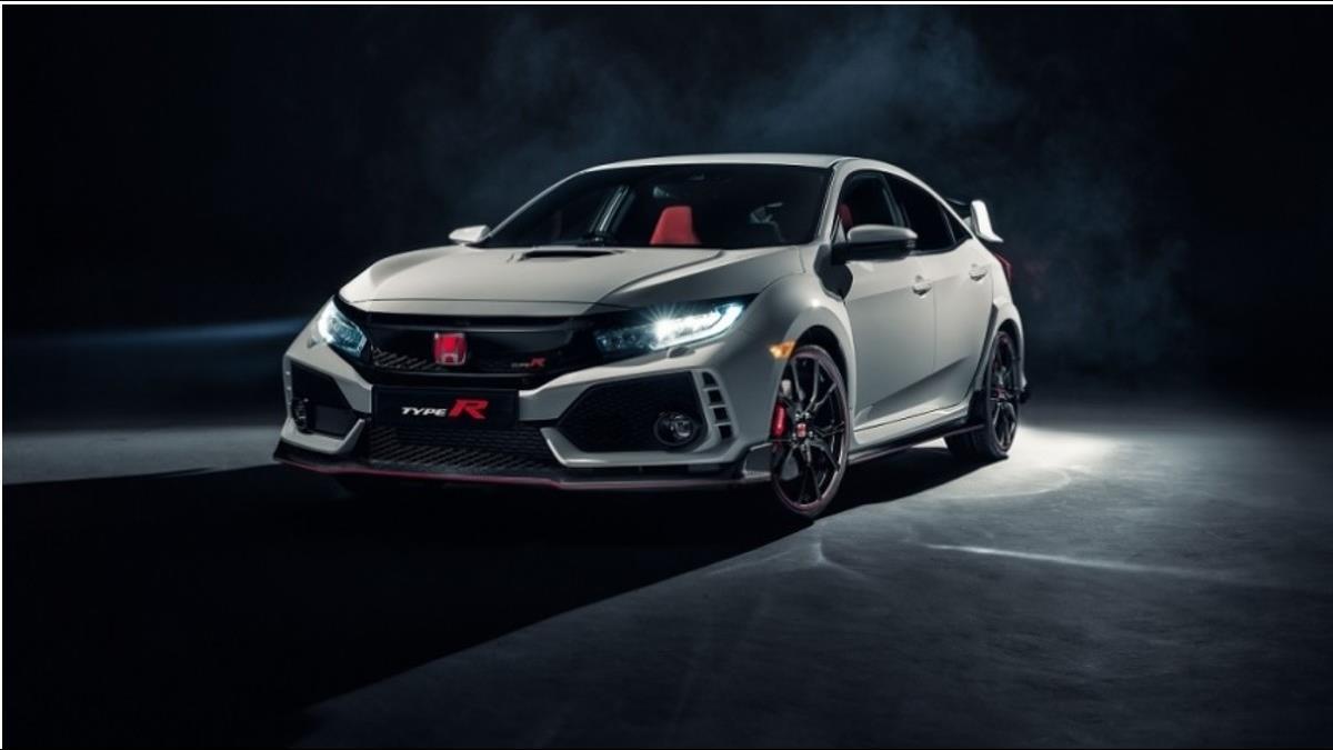 台灣又輸了 菲律賓本田宣布今年再獲100台Honda Type R配額