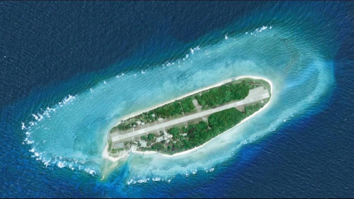 南海島嶼建設大不同 紐時:台把太平島當救援中心、陸蓋導彈基地