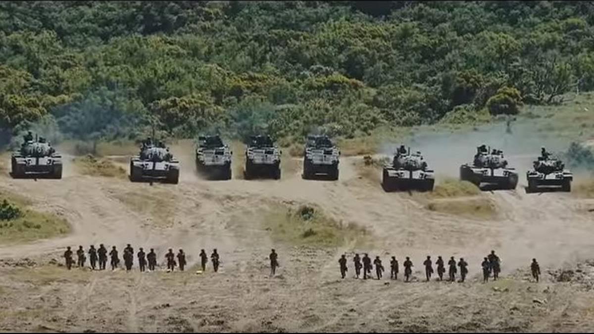 台灣軍力跌到全球第24成「東亞最弱」