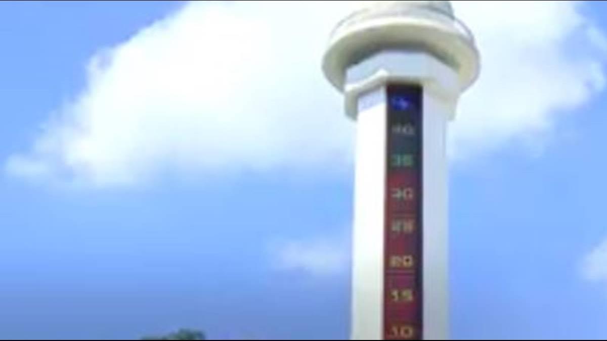 台印熱浪襲、新疆五月雪 極端氣候讓全球哀號