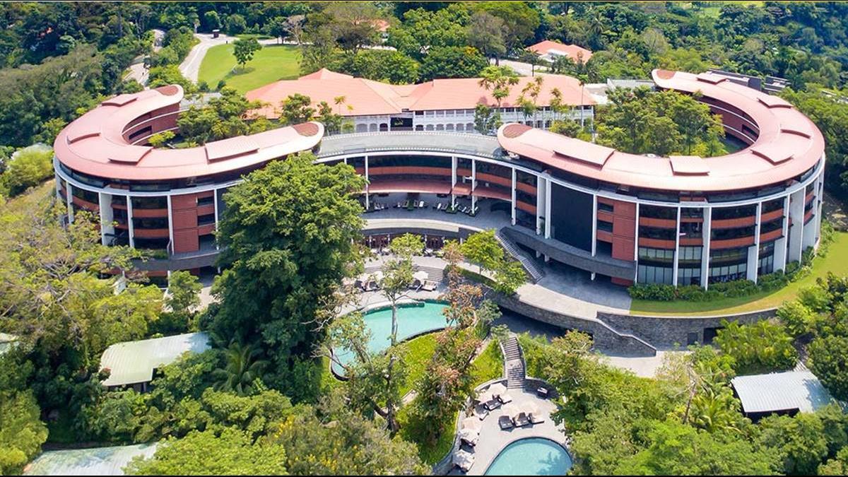 備戰川金會 新加坡聖淘沙這間飯店「全線客滿」無法訂房