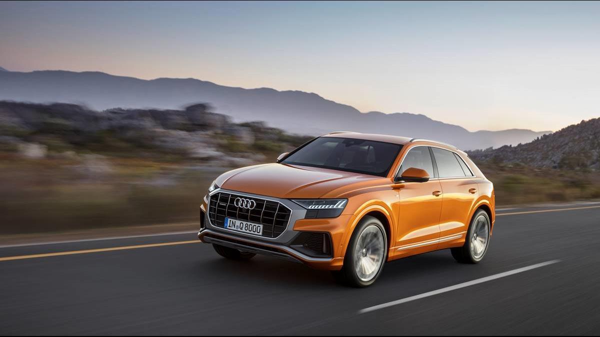 神秘鋪陳與造勢後終現身! Audi Q8新休旅的吸睛點有哪些?