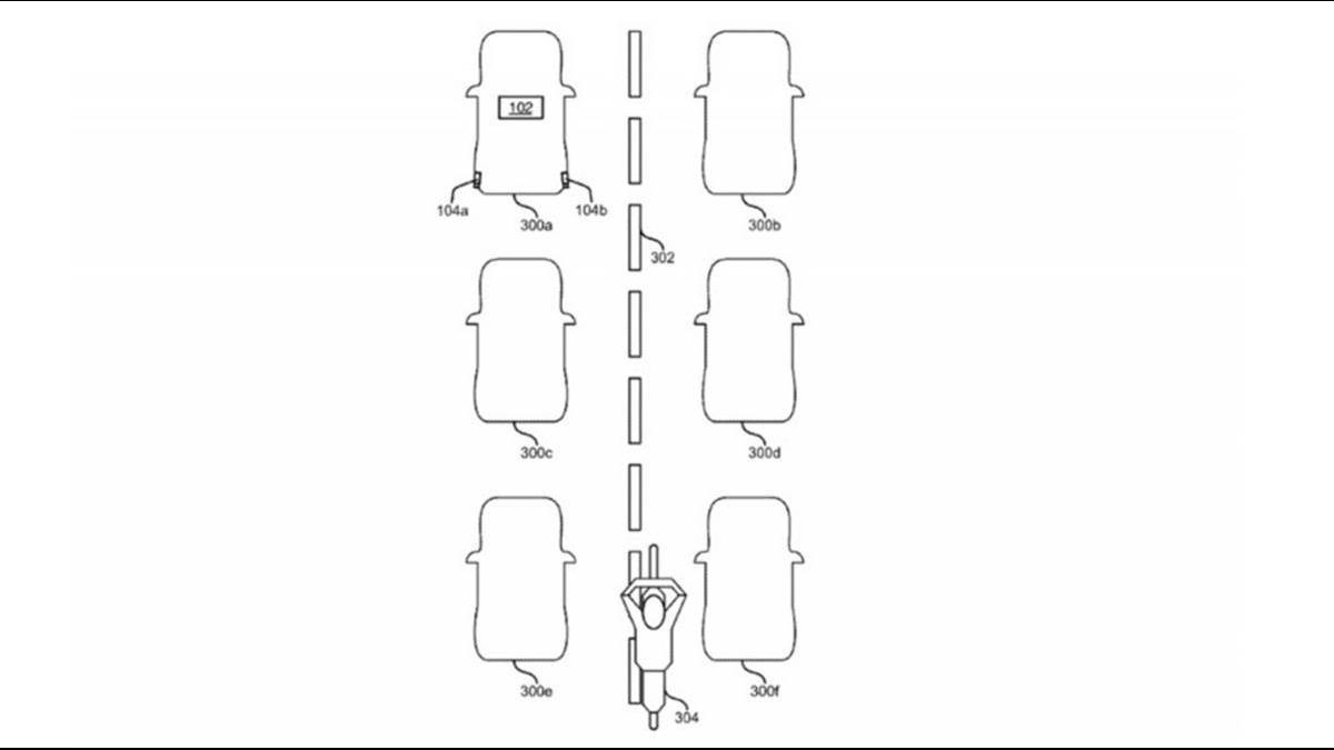 保護「鑽車縫」機車騎士   Ford這項系統提醒駕駛