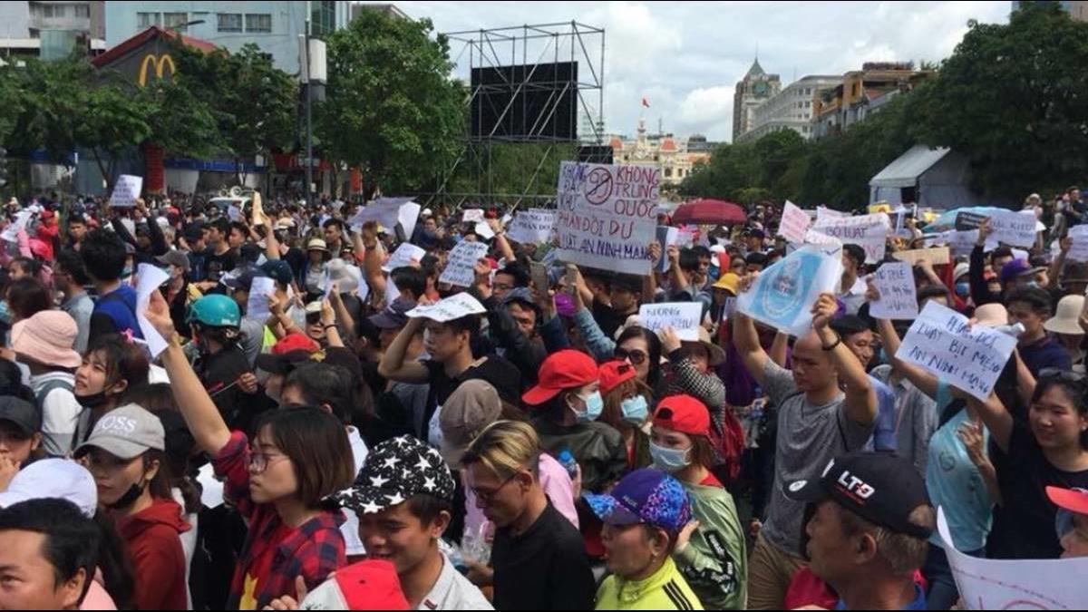 越南再現罷工潮台廠寶成也被連累?廠方:是提前讓員工下班