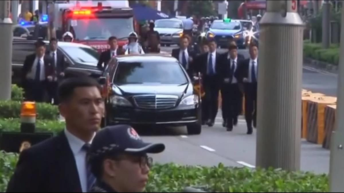 新加坡砸4.5億提高維安 金正恩仍要「人肉盾牌護車」反洩漏行蹤