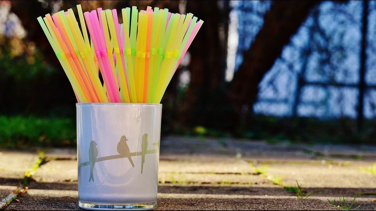 不只台灣! 美國也拒用塑膠吸管  瘋用這個來代替