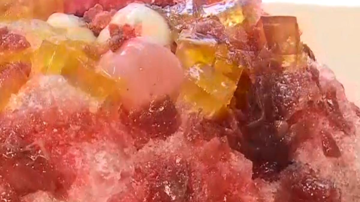 抹茶冰「炙燒秀」 冰店業績提升4成
