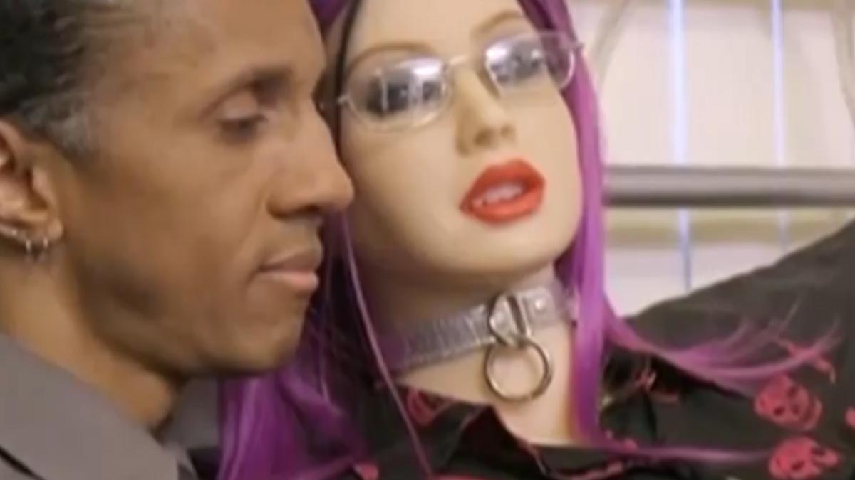 性愛機器人崛起 倫理學專家:物化性關係