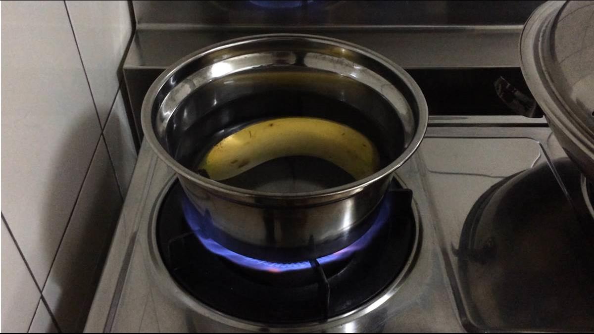 賴揆推「水煮香蕉皮沾醬」 小編試吃結果一手報告!