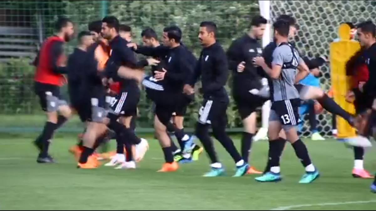 配合經濟制裁 「愛國」Nike賽前宣布不提供伊朗球員球鞋