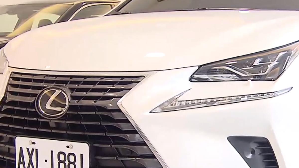 休旅車夯!本田CR-V、LEXUS NX200賣破千輛