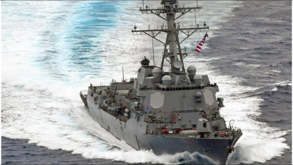 美國第七艦隊協防東亞「喊好累」!反導彈勤務盼日本神盾接手