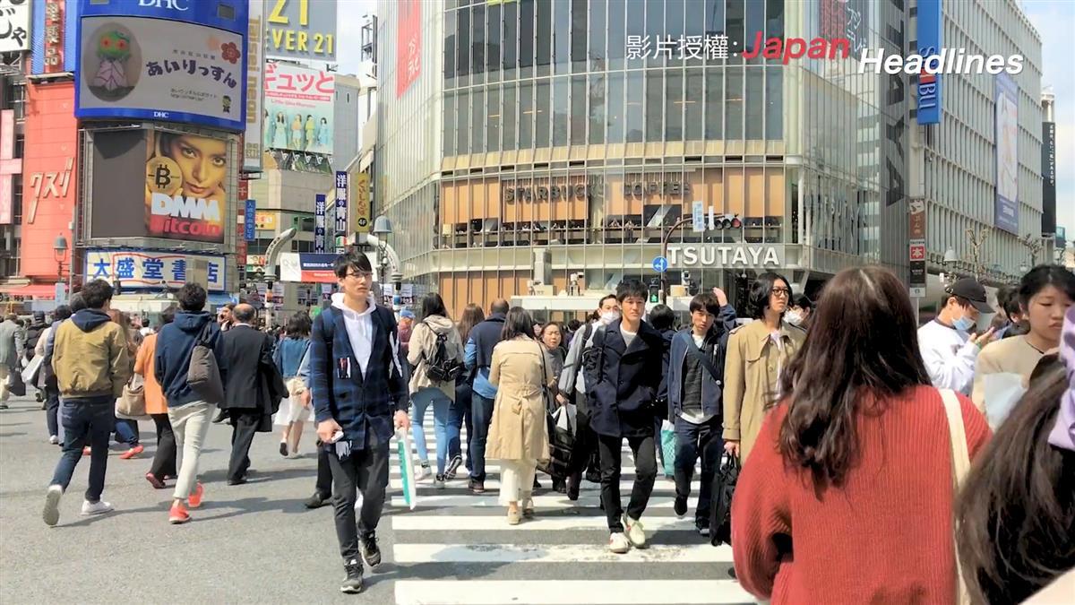 全球最熱鬧星巴克在這! 直擊澀谷「200萬人十字路」