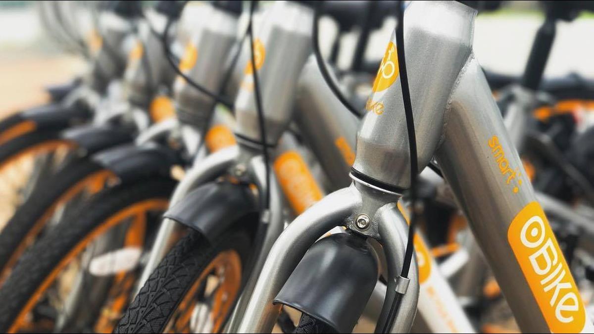 星國打擊共享單車停車亂象!obike宣布退出新加坡 台灣團隊回應了