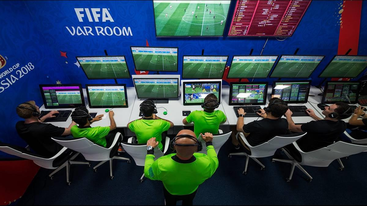 VAR造就「12碼世界盃」科技是否更勝人眼?
