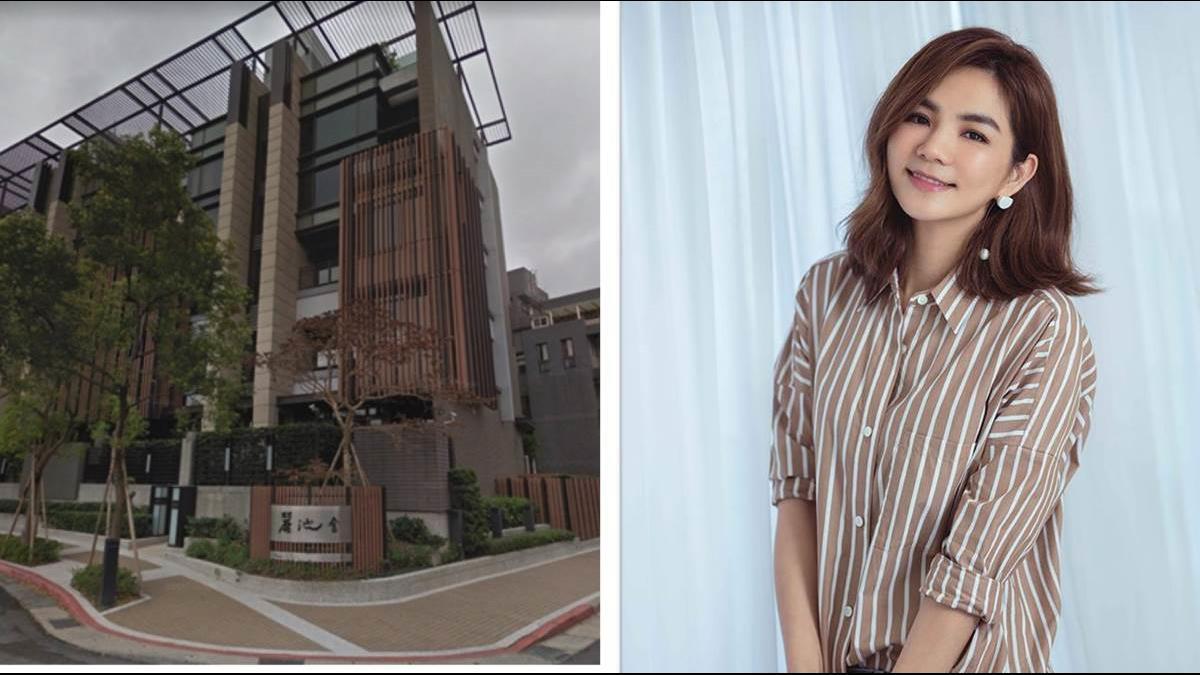 S.H.E中的小富婆!Ella買房眼光超精準  擁台北兩棟房市值上億元