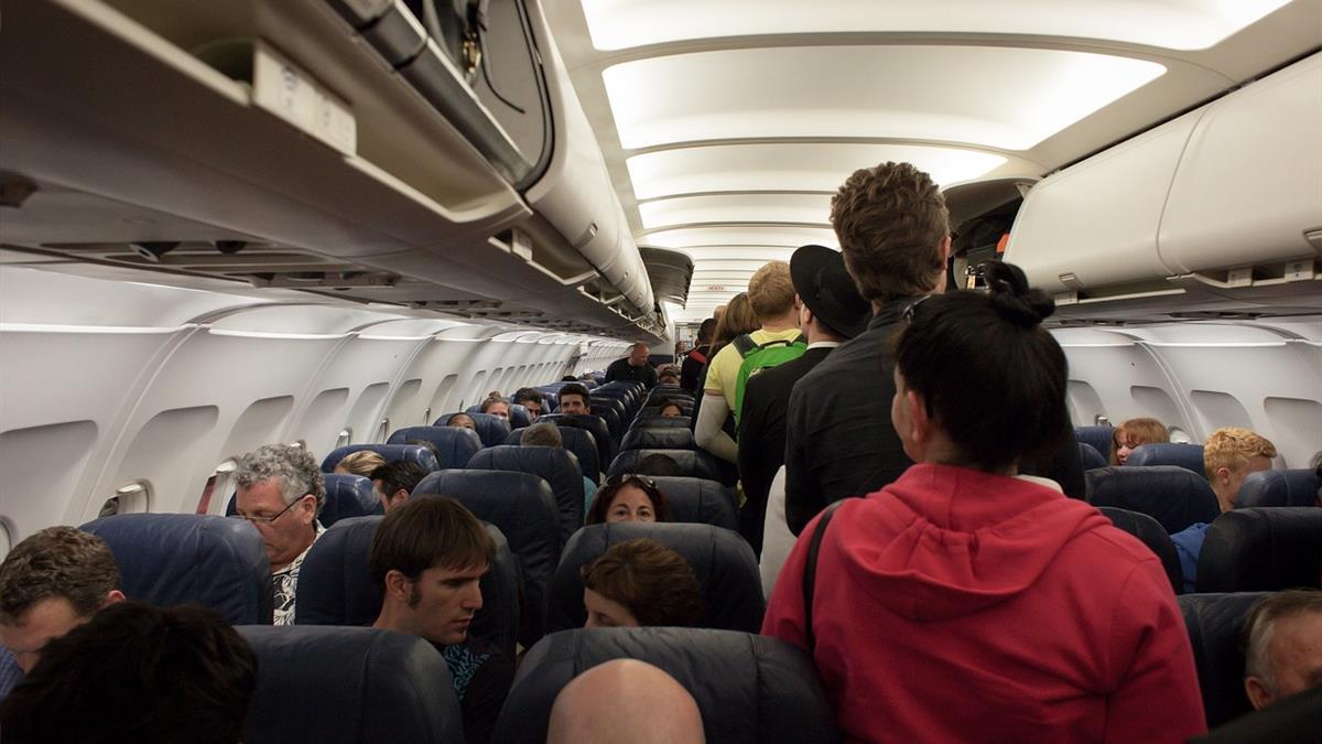航空公司不告訴你!飛機上廁所縮小20% 為多賺千萬美元