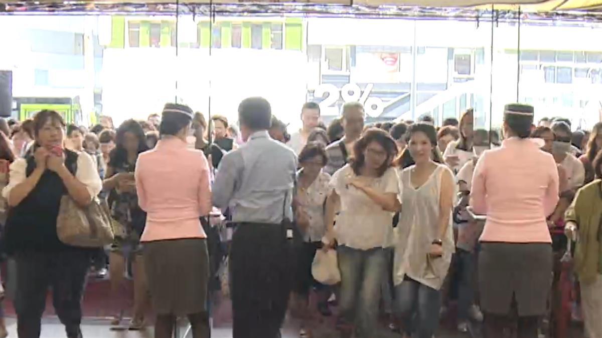 年底開標 京華城週年慶恐成最後一次