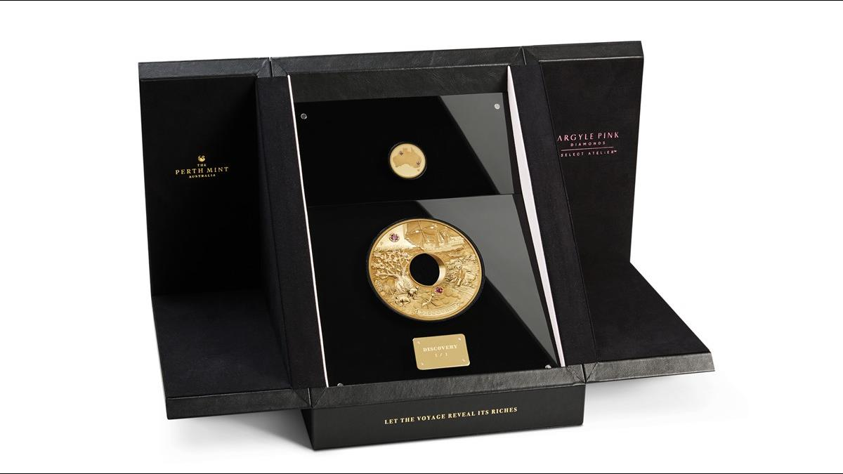 史上最珍貴金幣曝光!一枚價值飆破5200萬