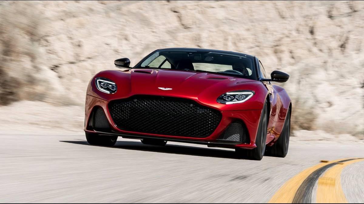 715hp的Aston Martin性能GT! DBS Superleggera將降臨台灣