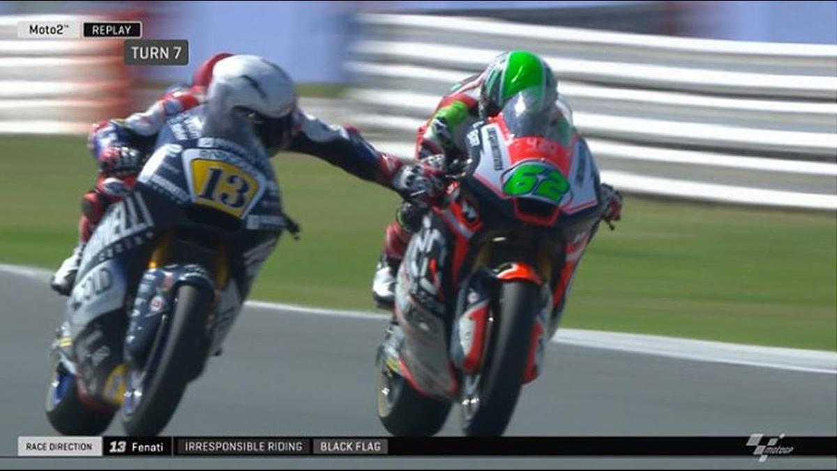 MotoGP/要人命?!Moto2這車手行為被韃伐 職業生涯陷危機