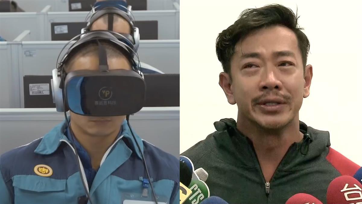 男星涉毒!可透過科技重生? 「VR戒毒」誕生 有效率達7成