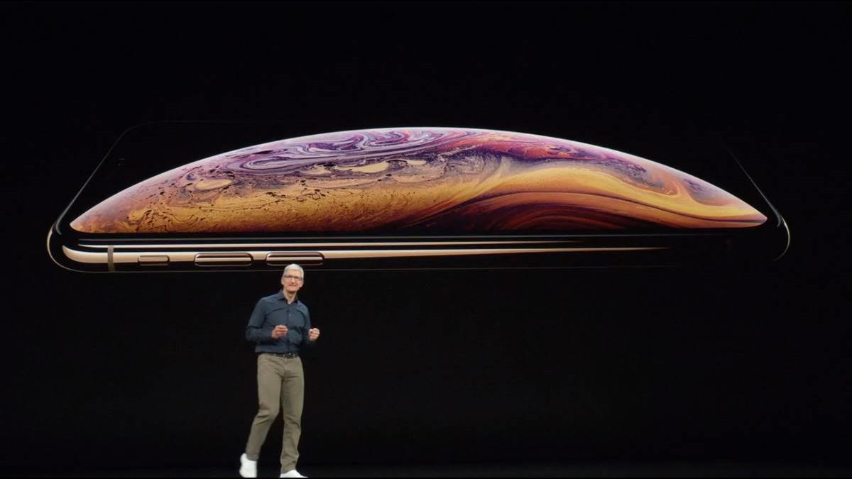 蘋果三款新iPhone亮相!頂規5.29萬1支史最貴