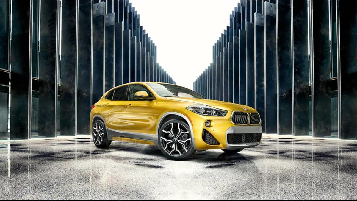 戰力提升 新年式BMW X2添新車型! 售價185萬起