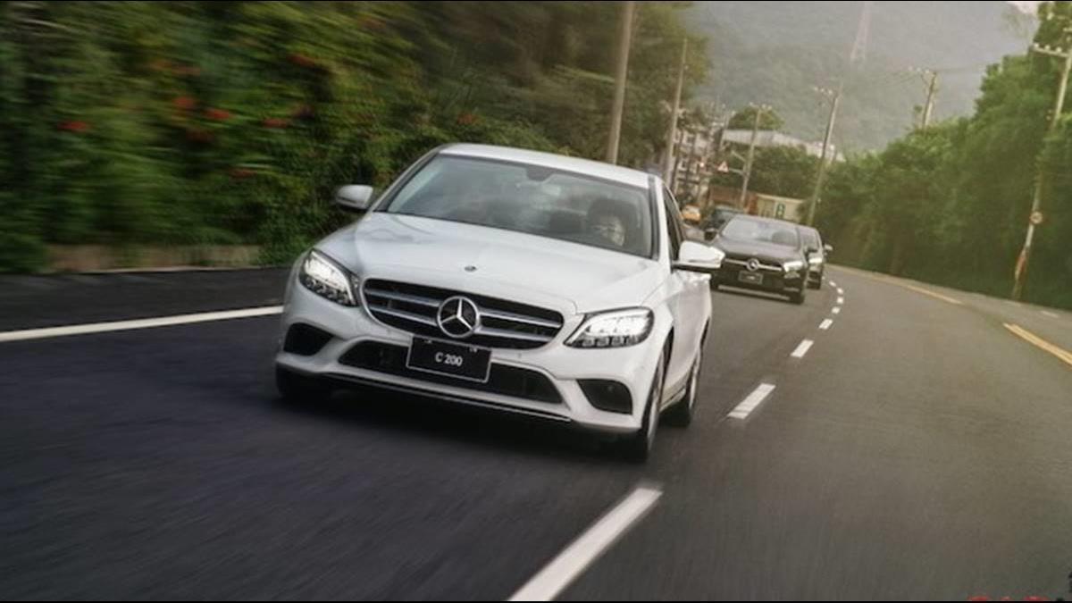 196萬元起! M.Benz小改C-Class全車系售價正式公佈