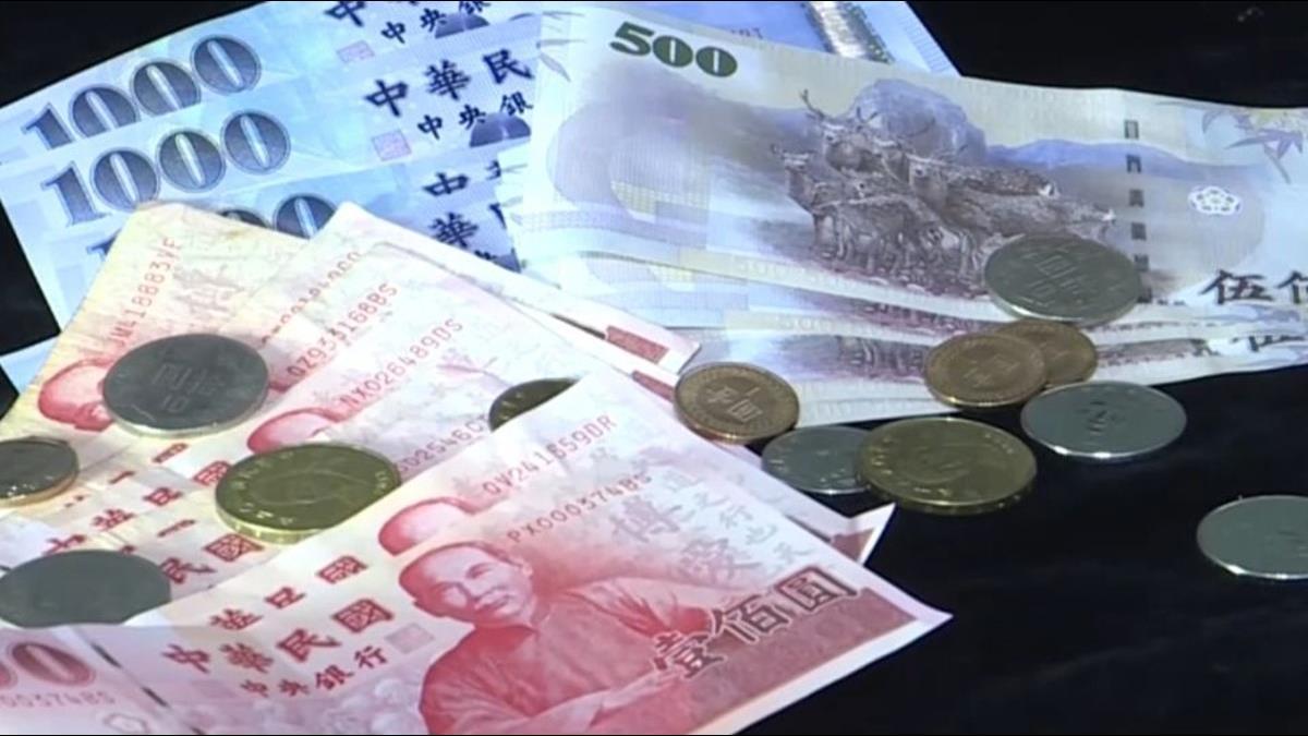台幣升值30年來最猛 央行匯損1.15兆