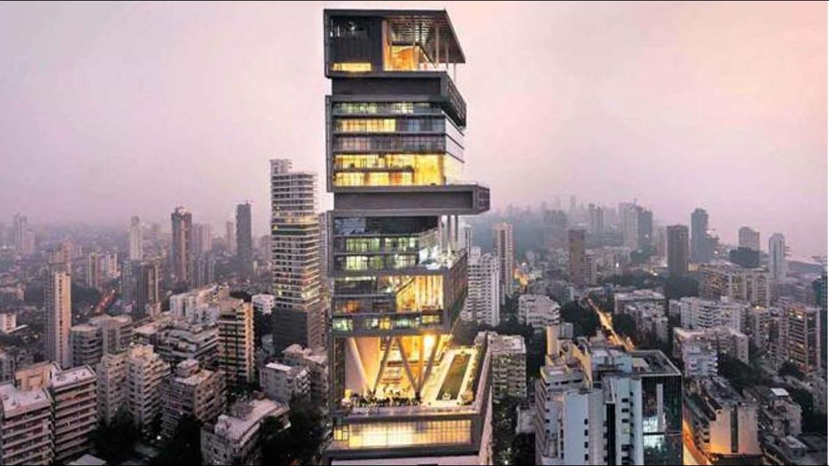 諷刺!「貧民窟裡的世界級豪宅」造價450億還擁600名傭人