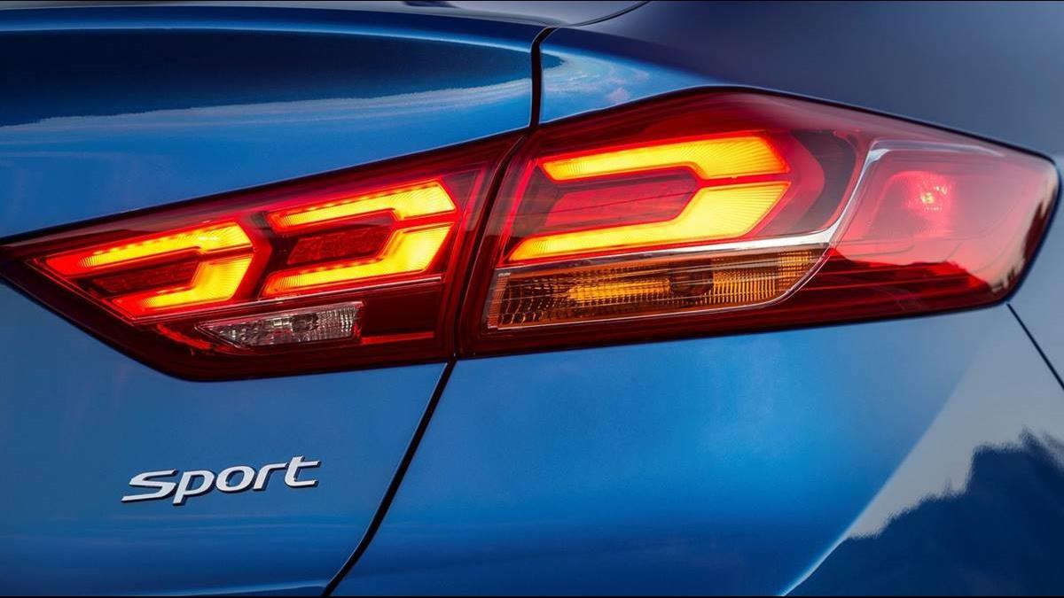 兩車型、84.9萬起  國產Hyundai Elantra Sport開始預售!