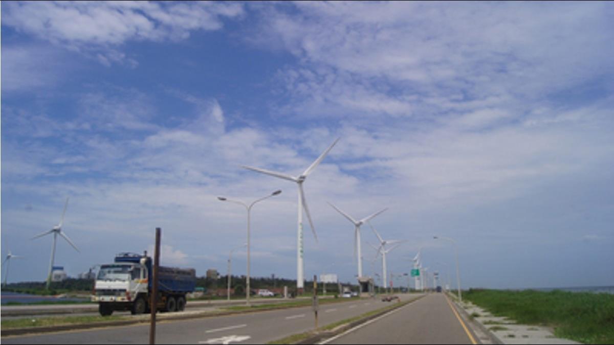 首張風電合約到手!台廠獲165億訂單 副總統:重要里程碑