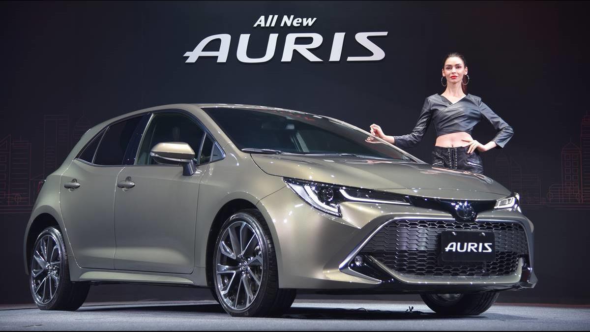 9月汽車銷售有看頭! Toyota Auris贏過Mazda 3