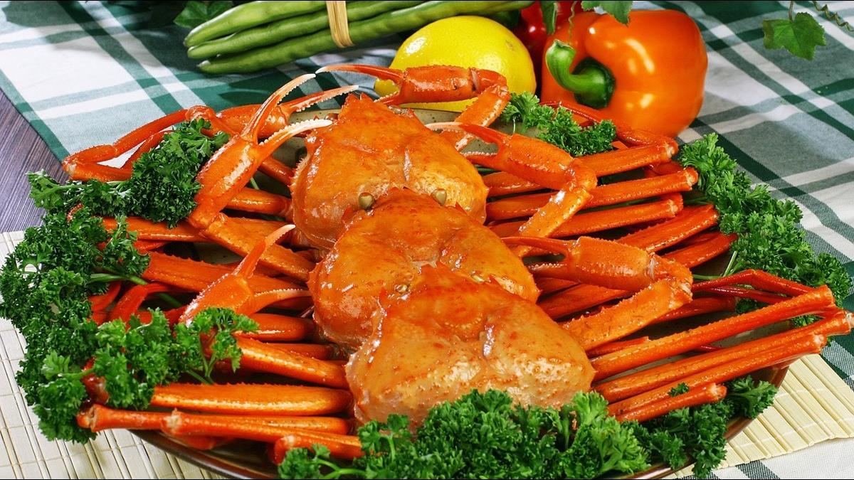 吃螃蟹加柿子會中毒?關於螃蟹的禁忌「這些」是假的!