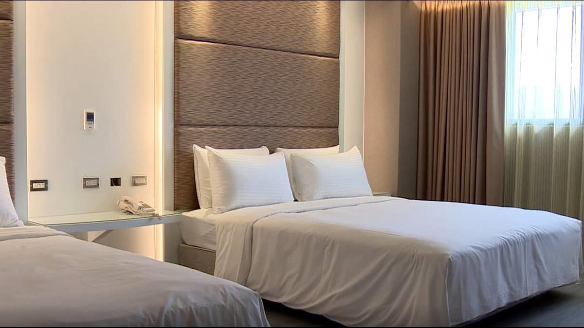 飯店裝潢都好像!? 擺設角度、家具大不同