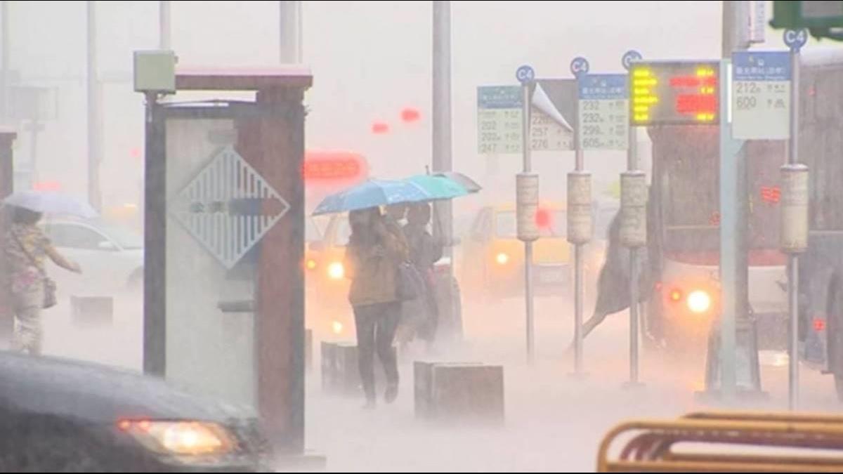 商總提案放「颱風假須補班」勞動部這樣回應