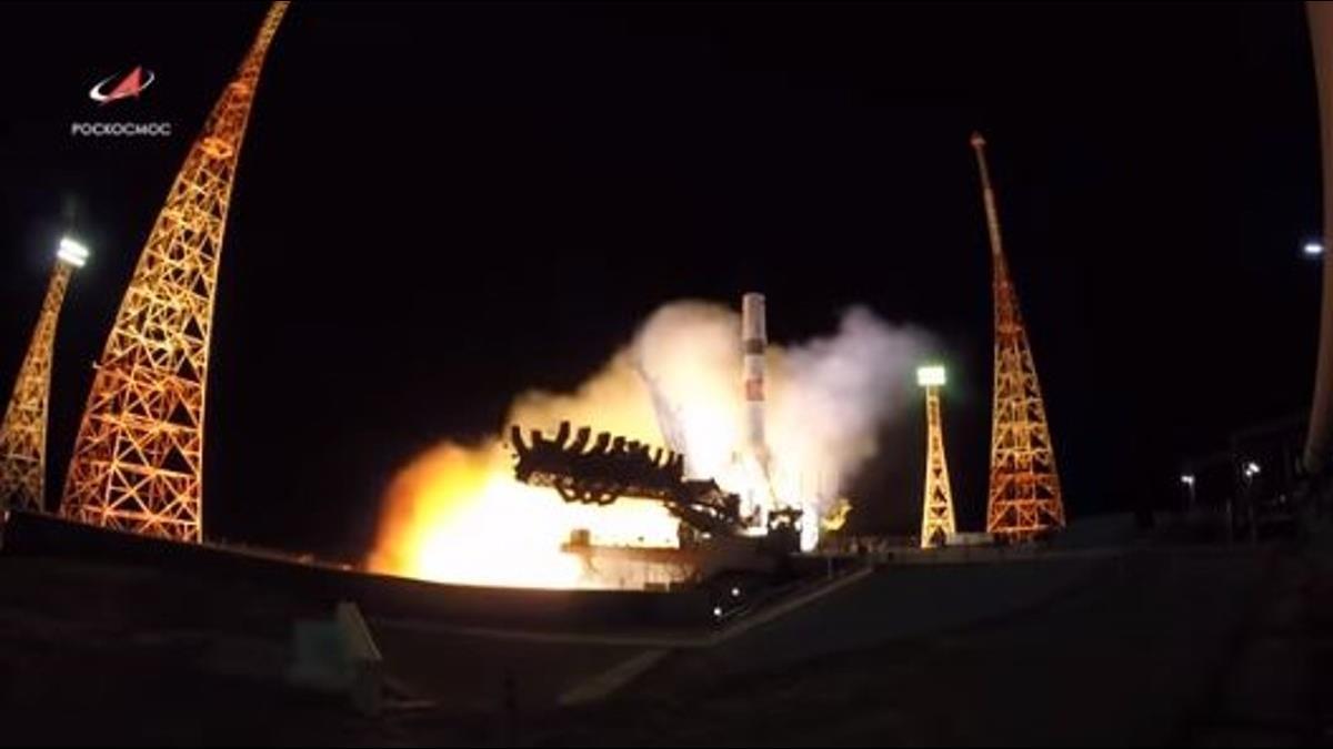 俄聯合號發射事故 火箭赴太空站暫不載人
