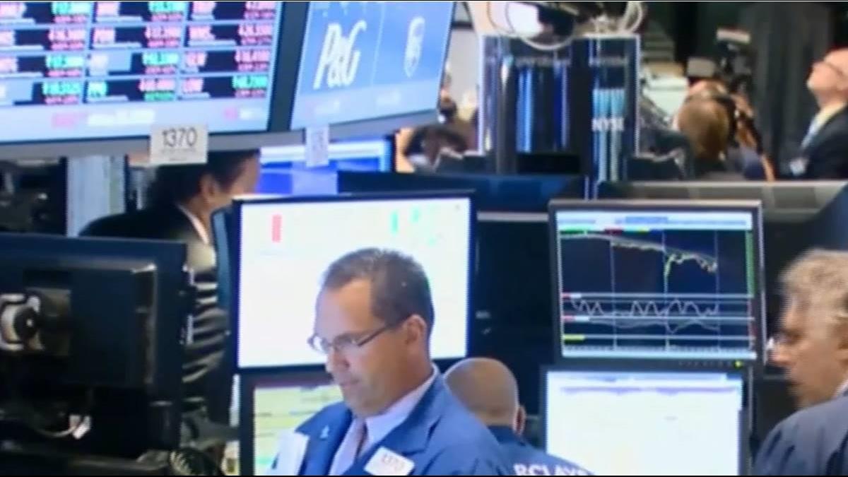 美股再崩盤! 全球股市又逢10年魔咒?