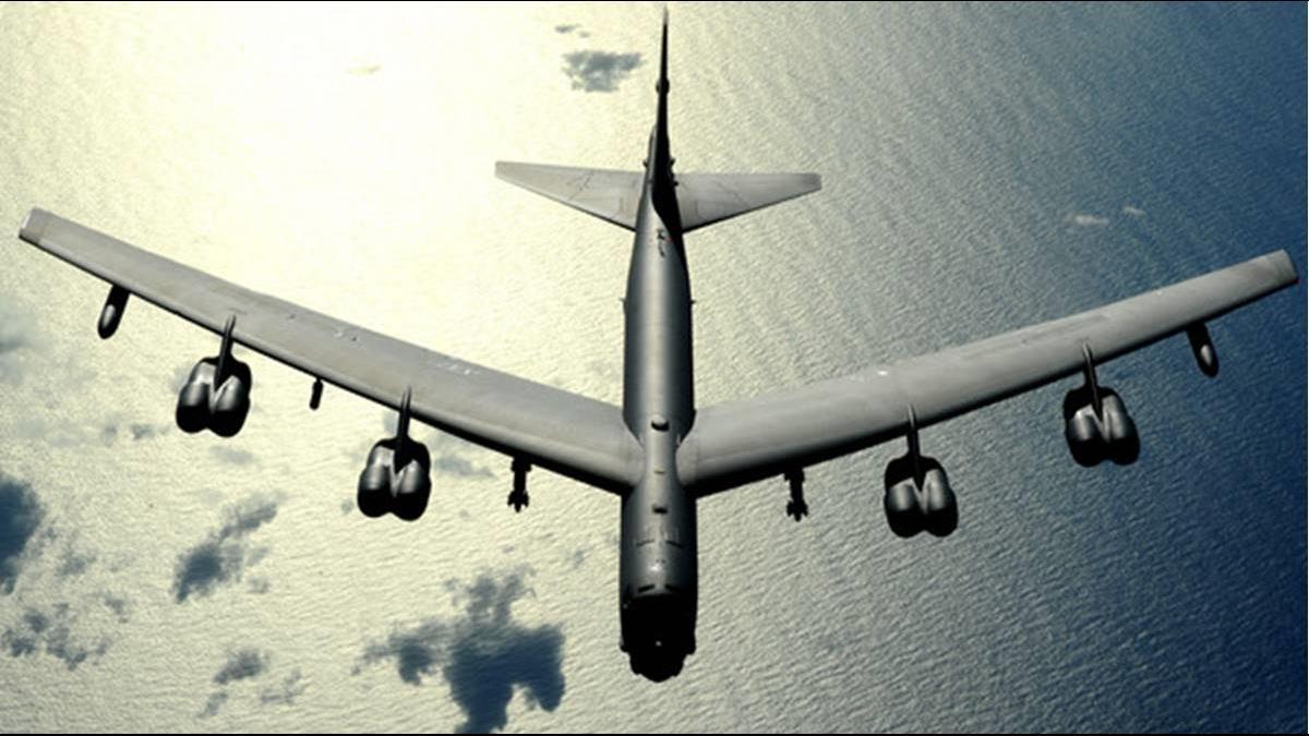 無視警告?美軍B-52H轟炸機再闖陸東海 美中更緊繃
