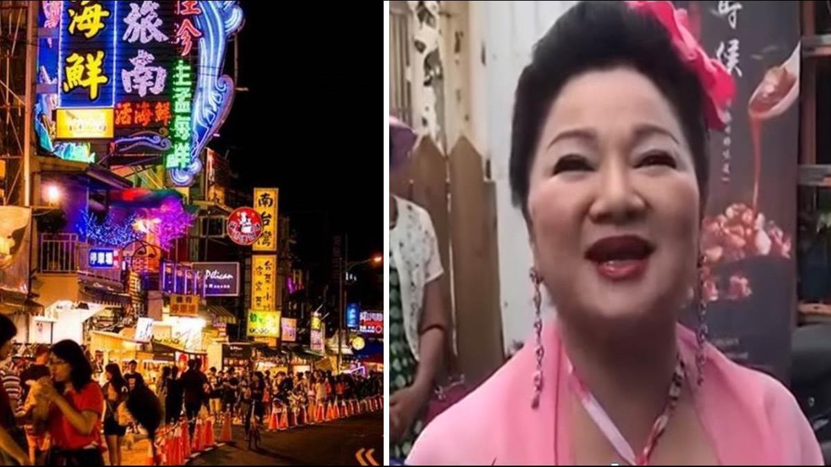 【影片】台灣觀光不輸國外!白冰冰力挺:到墾丁就像出國