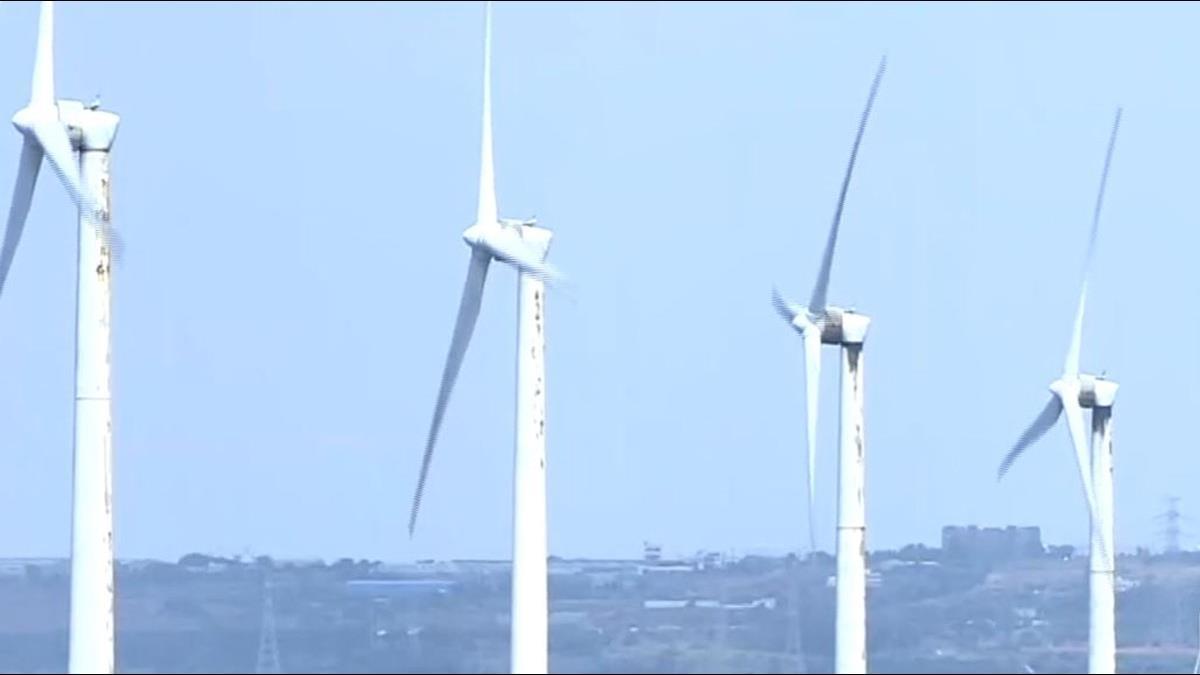 直擊風力發電! 滿載1小時可發2300度