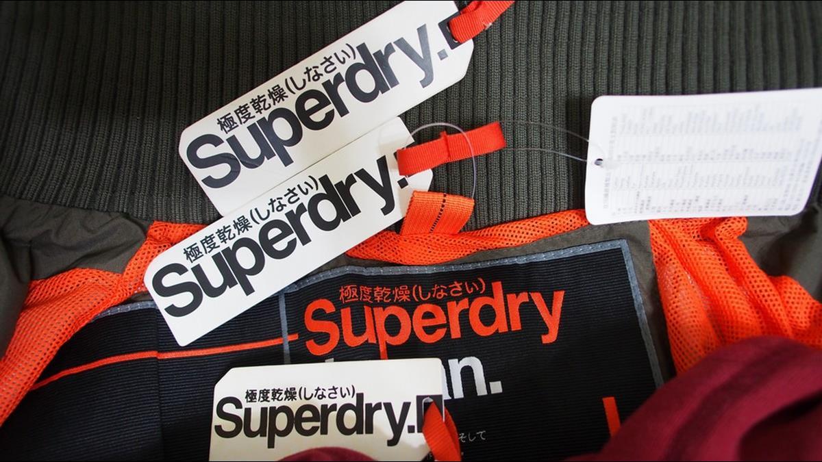 股價崩21%!Superdry估衰退4億 潮牌走下神壇?