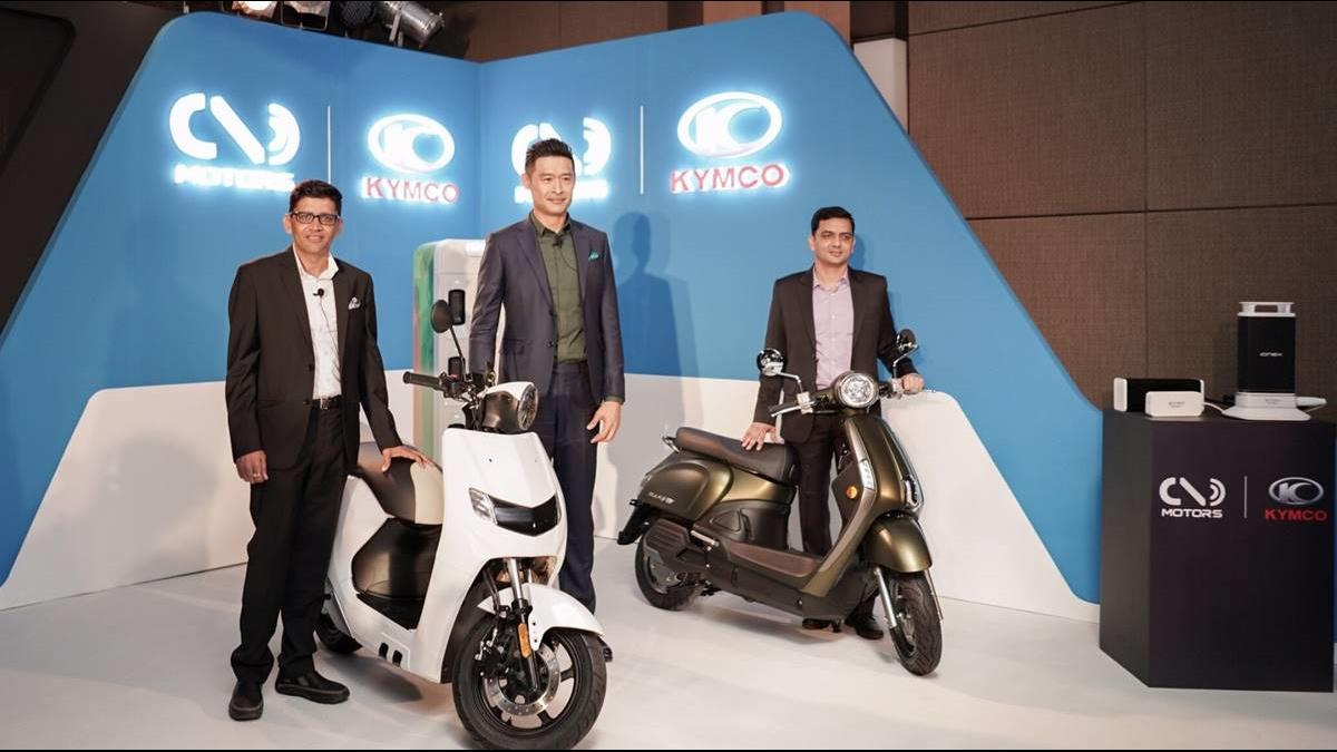 光陽結盟「印度版Gogoro」! 這電動車成空污救星?