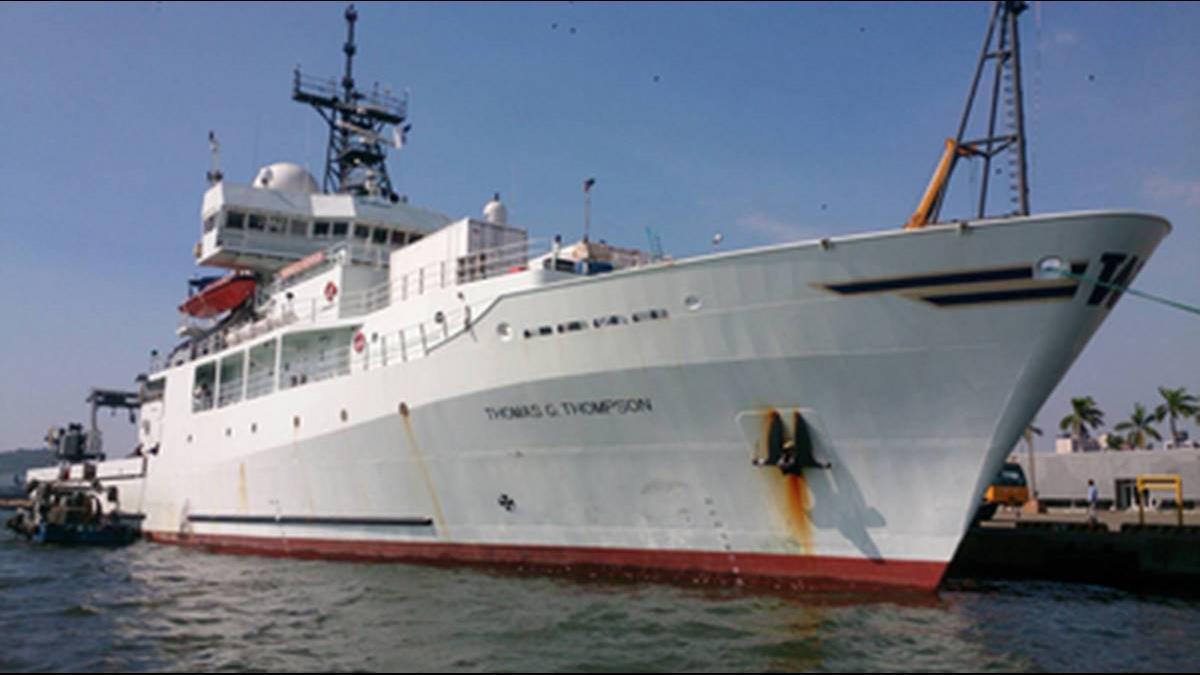 台海地形藏秘密?美海軍停泊高雄港 目的曝光
