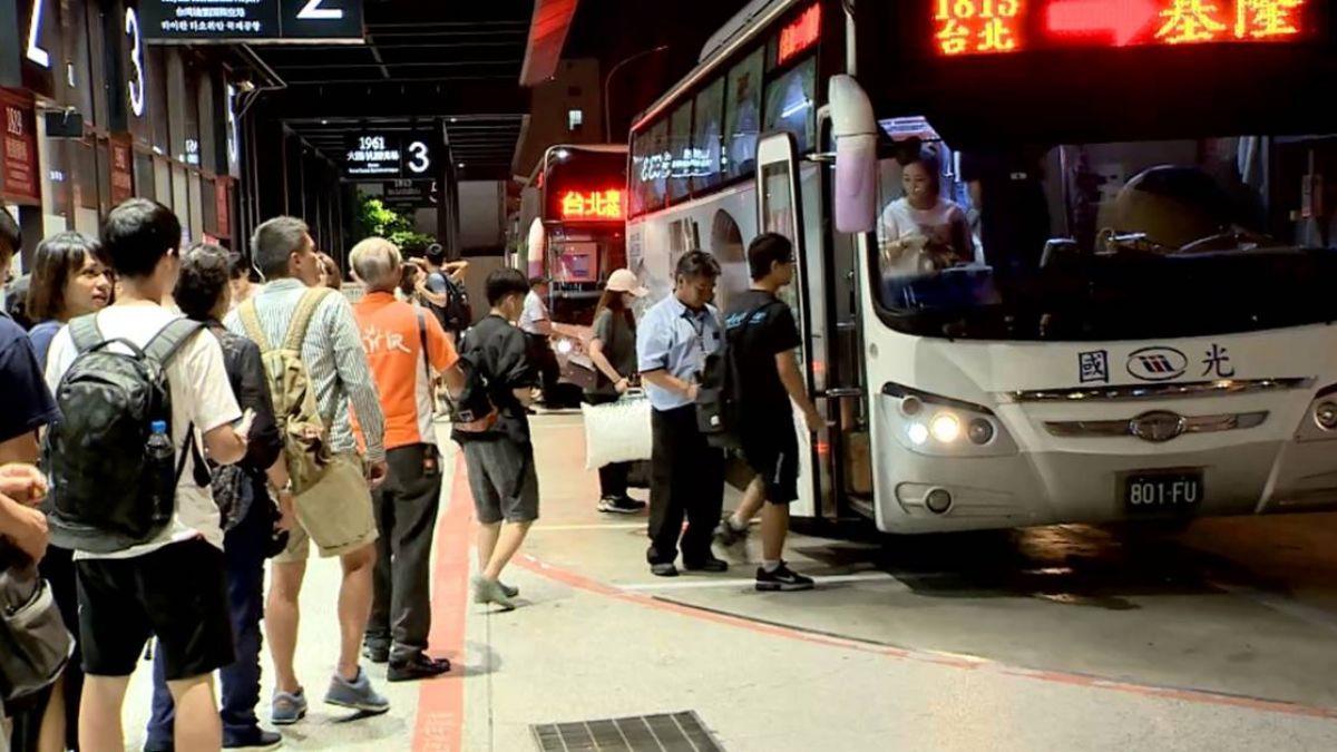 選前共體時艱?公路客運票價喊漲 遭公總駁回
